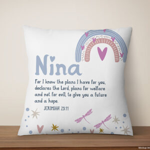 Rainbow-and-dragonflies-custom-printed-pillow-origami-design1
